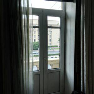 Замена уплотнителя на Финских окнах в сталинском доме на Московский проспект 61
