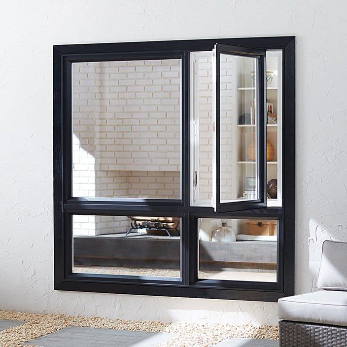 Реставрация окна в квартире