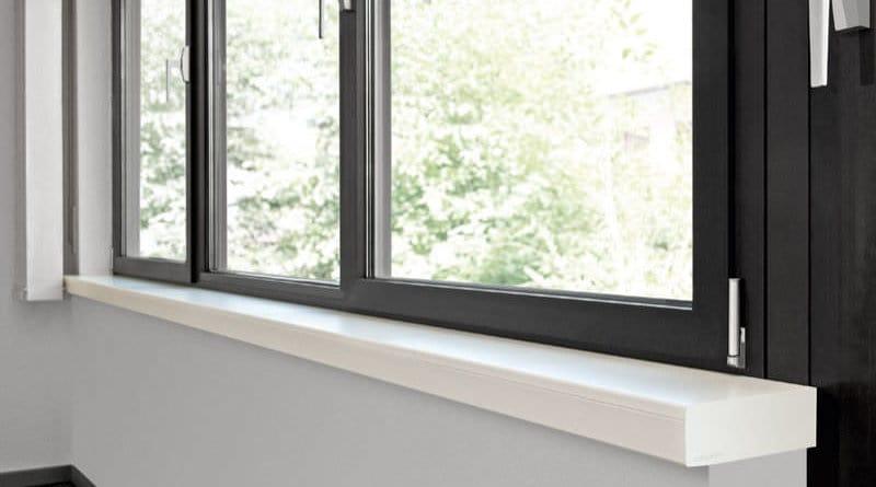 Замена разбитых стеклопакетов в алюминиевых окнах