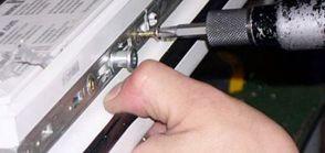 Ремонт фурнитуры окон и дверей