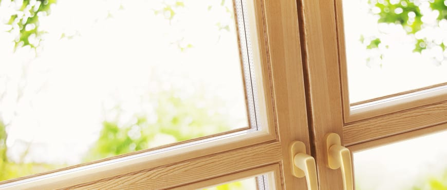 Замена стеклопакетов в деревянных окнах
