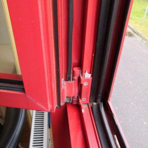Наши работы Алюминиевые окна и двери